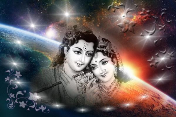 Мана Мохана Мурали Дхари Джея Радхе Говинда