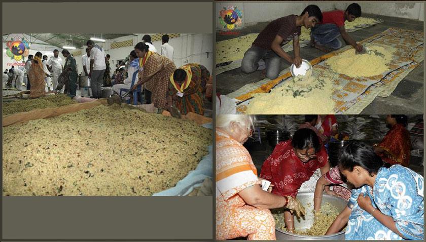 Grama Seva (Служение в деревнях)